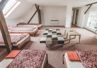 hostel u areny ubytovani ostrava 01